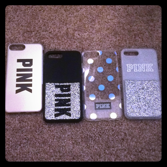 wholesale dealer 1a5ad b9cf2 Pink brand phone cases